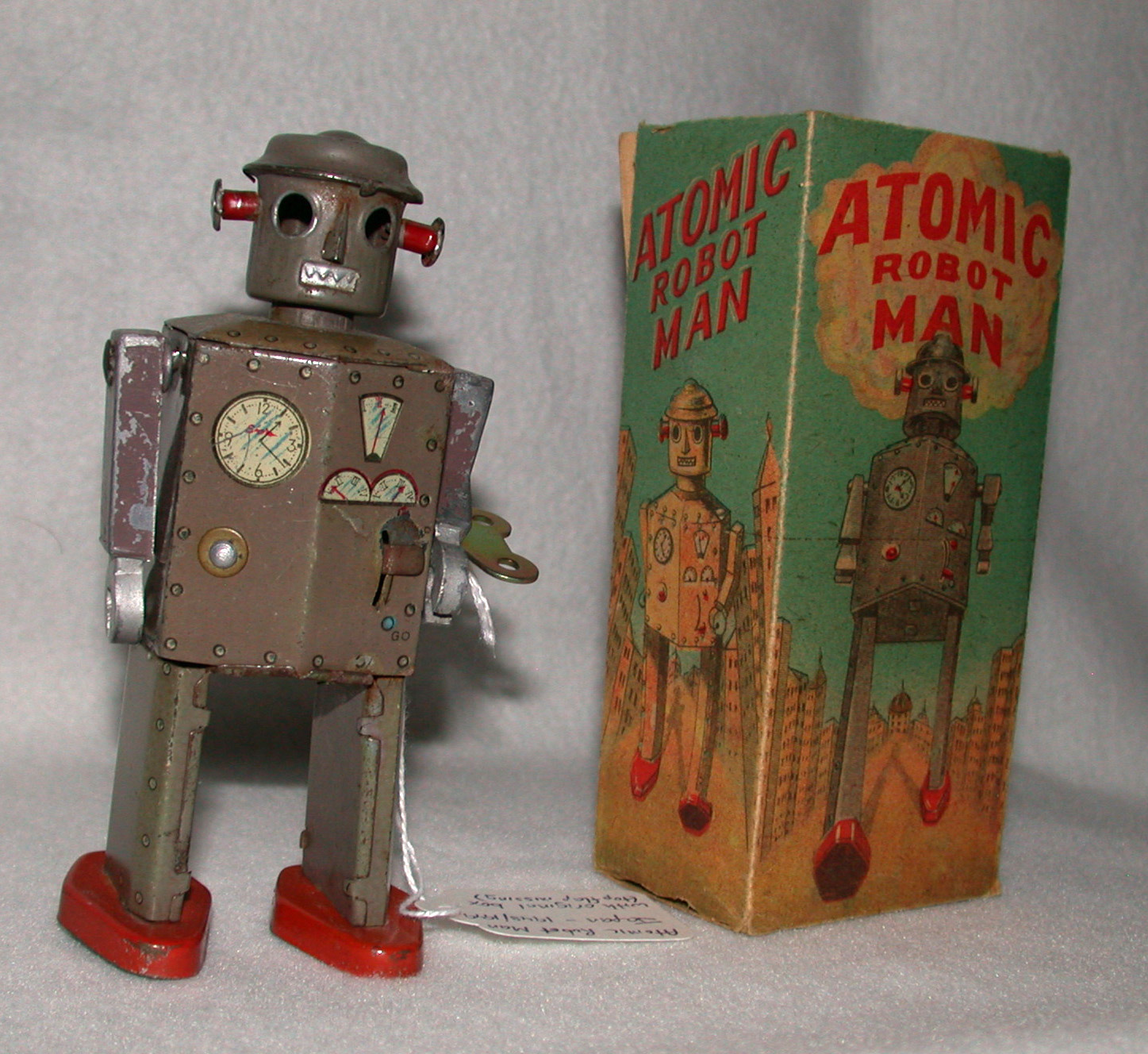 Robot Collection - Glassy Science Fiction Archive