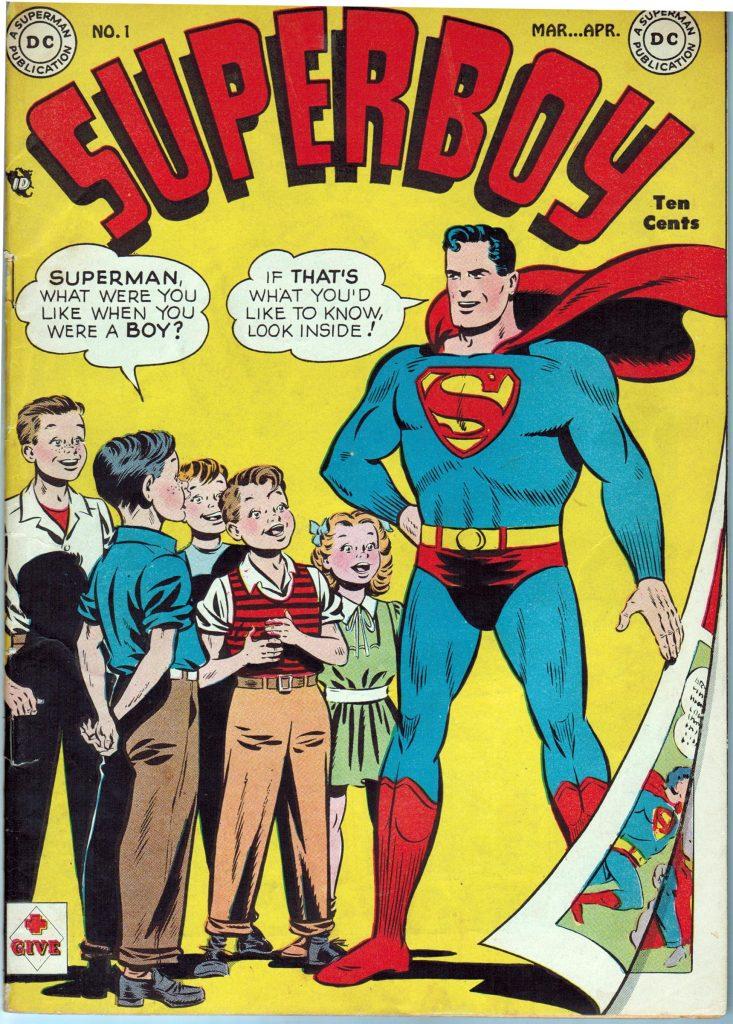 gsfa-superboy-number-1